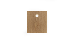 Cutting Board Size 21